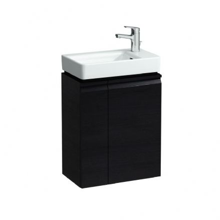 815954 - Laufen Pro S 480mm x 280mm Washbasin With Right Taphole & Pro S Vanity Unit - 8.1595.4